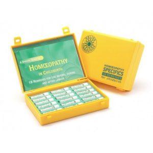 EHBO doos kinderen Zemi homeopathie Oldenzaal