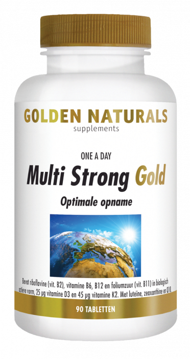 Multivitamine strong Gold