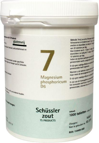schusslerzout 7 magnesium Phosphoricum