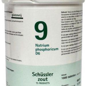 Natrium phosphoricum 9 D6 Schussler